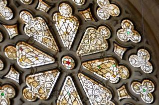 Bild: Grisaille-Fenster