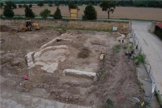 Bild: Archaeologie Gasometer