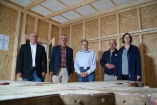 Rotary Club Naumburg spendet für die Restaurierung des historischen Triumphkreuzes